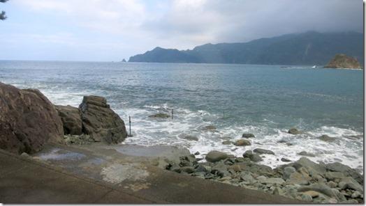 黄金崎ビーチ