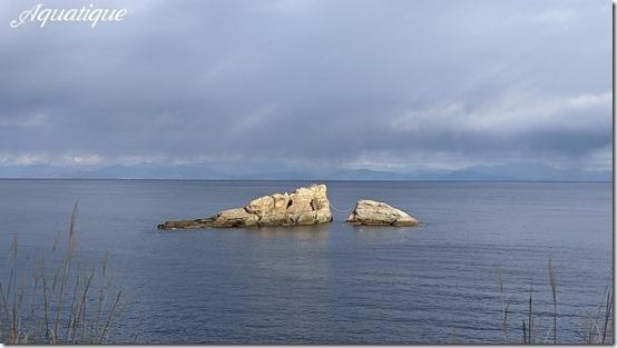 雲見 牛着岩